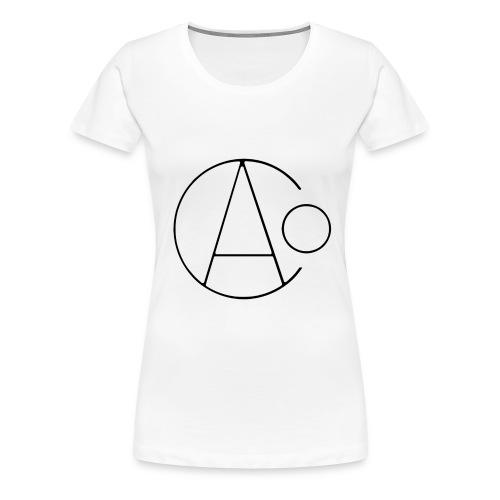 AOC Logo Girlie Shirt - Women's Premium T-Shirt