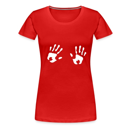 touch - Frauen Premium T-Shirt
