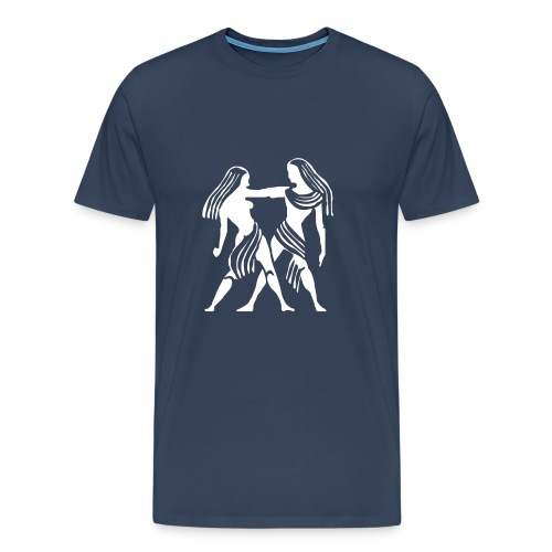 Kaksonen - Miesten premium t-paita
