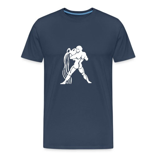 Vesimies - Miesten premium t-paita