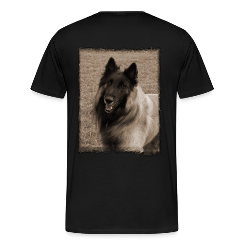 T-shirt Oversize Homme Chaman + Licorne - T-shirt Premium Homme