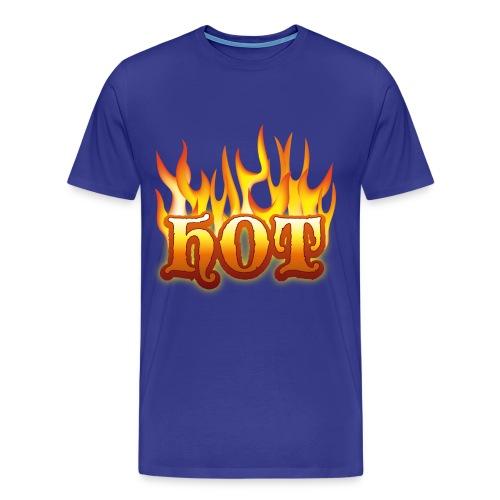 THEBLAZINGARROW - Men's Premium T-Shirt