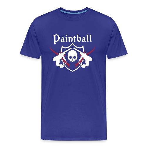 PB Skull - Männer Premium T-Shirt