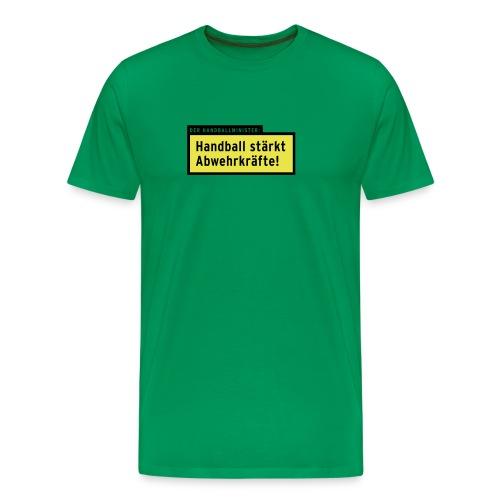 ABWEHRKRÄFTE  *Alle T-Farben* - Männer Premium T-Shirt