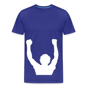 BILLY STATUE - ON UP - Men's Premium T-Shirt