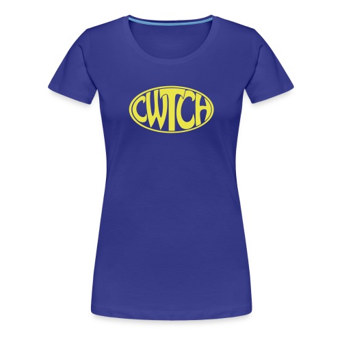 Cwtch T-shirt - Women's Premium T-Shirt