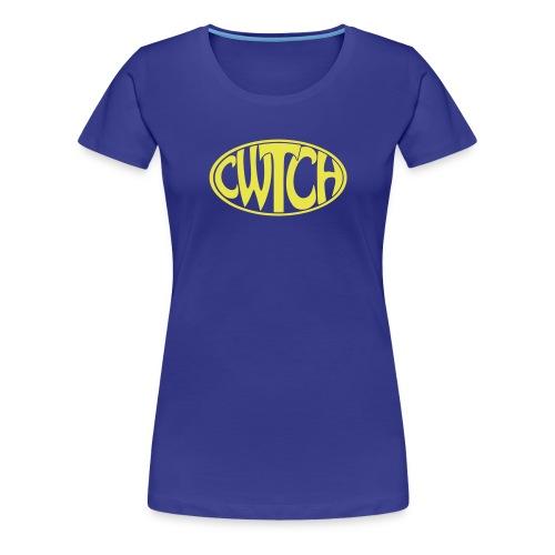 Cwtch T-shirt - Women's Premium T-Shirt
