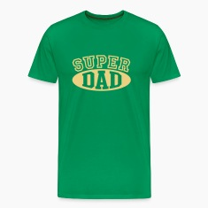 SUPER DAD T-Shirt BO