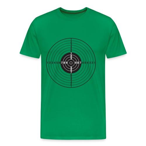 Target board - Men's Premium T-Shirt