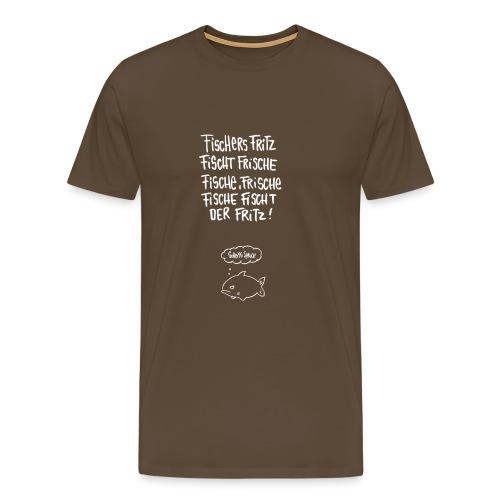 Fischers Fritz - Männer Premium T-Shirt
