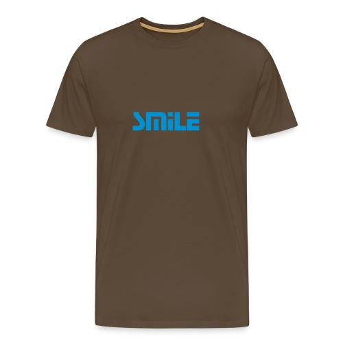 Smile - Men's Classic T-Shirt - Men's Premium T-Shirt