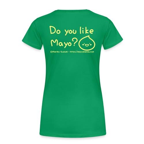 No Mayo No Life - Women's Premium T-Shirt