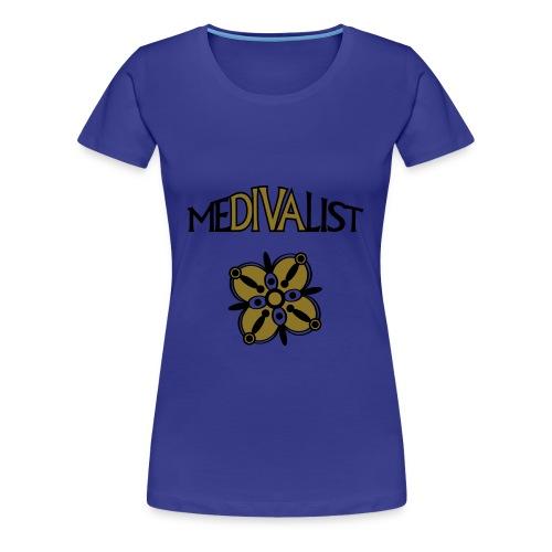 meDIVAlist Women's shirt - Women's Premium T-Shirt