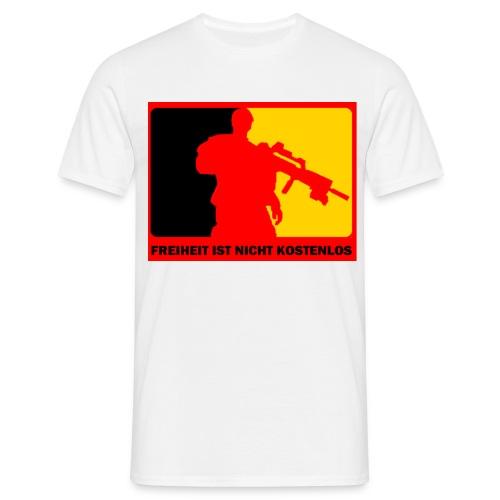 Freiheit ist nicht kostenlos DEU - Men's T-Shirt