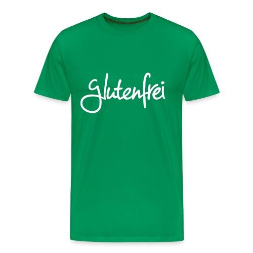 glutenfrei mann t-shirt - Männer Premium T-Shirt