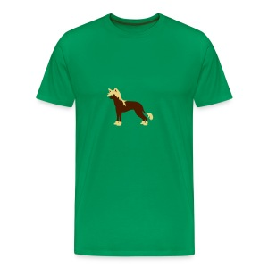 Chinese Crested Dog - Männer Premium T-Shirt