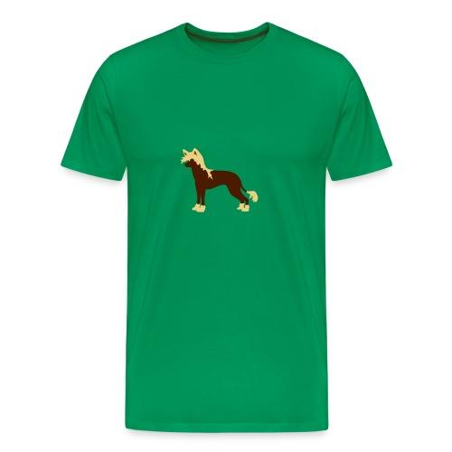 Chinese Crested Dog - Männer Premium T-Shirt