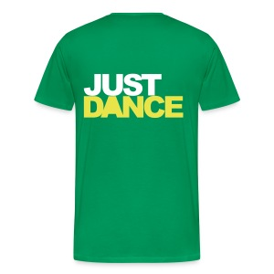 Just Dance - Men's Premium T-Shirt
