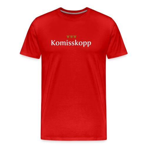 Komisskopp - Männer Premium T-Shirt