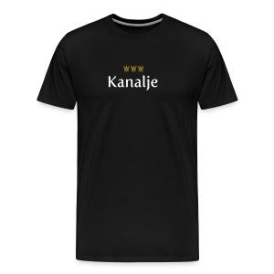 Kanalje - Männer Premium T-Shirt