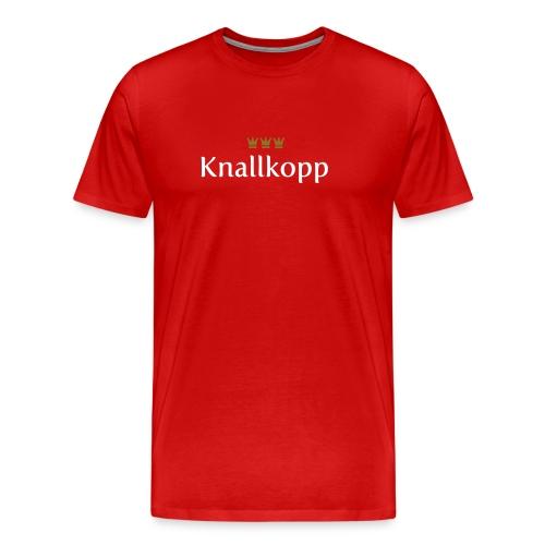 Knallkopp - Männer Premium T-Shirt