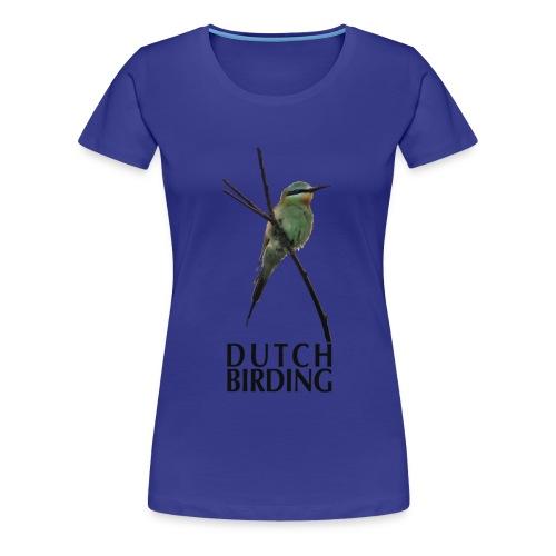 Groene Bijeneter 2010 - Vrouwen Premium T-shirt