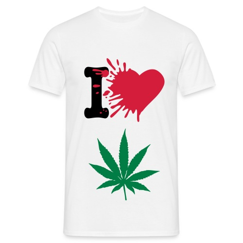 I LOVE MARIE JEANNE - T-shirt Homme
