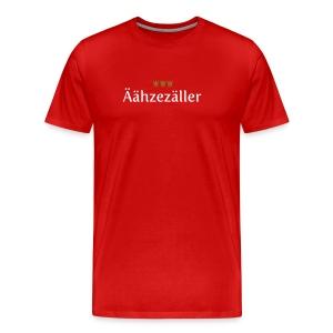Aeaehzezaeller - Männer Premium T-Shirt
