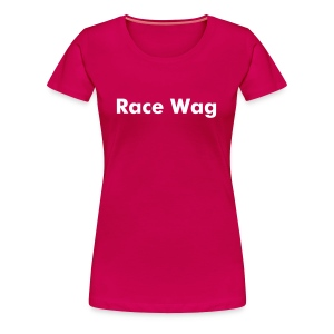 Race Wag - Women's Premium T-Shirt