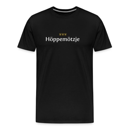 Hoeppemoetzje - Männer Premium T-Shirt