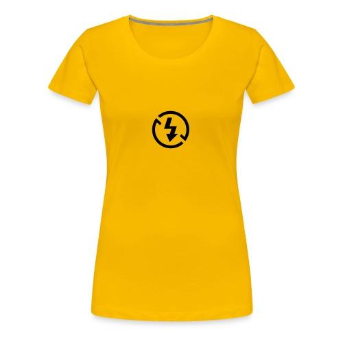 Fotografinnen T-Shirt No-Flash - Frauen Premium T-Shirt