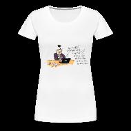 T-shirts ~ Premium-T-shirt dam ~ Artikelnummer 14736007