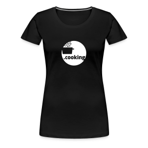 dot.cooking // girlie.shirt (frontprint) - Frauen Premium T-Shirt