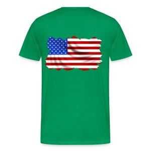 USA t-shirt - T-shirt Premium Homme