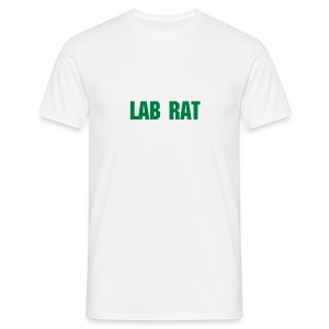 Lab Rat - Men's T-Shirt