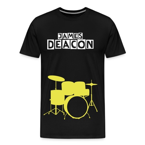 James Deacon Drums - Men's Premium T-Shirt