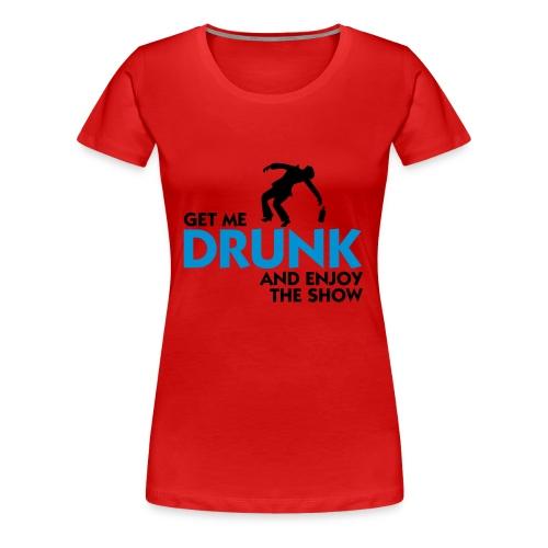 Böses Mädchen - Frauen Premium T-Shirt