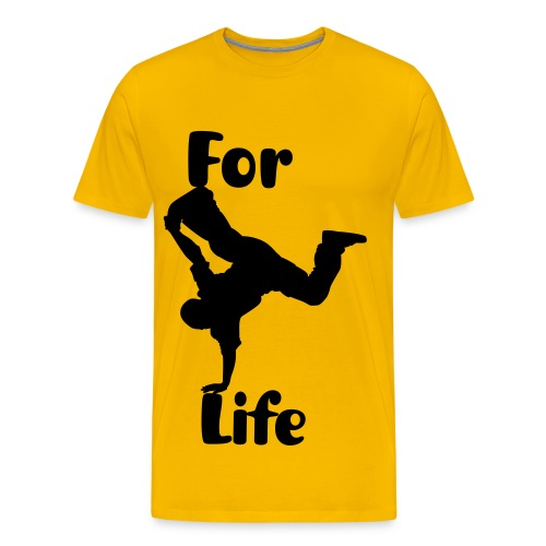 For Break Life - Camiseta premium hombre