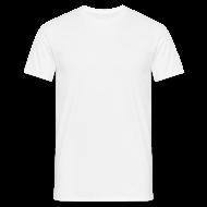 T-shirts ~ Mannen T-shirt ~ Recycle dicht