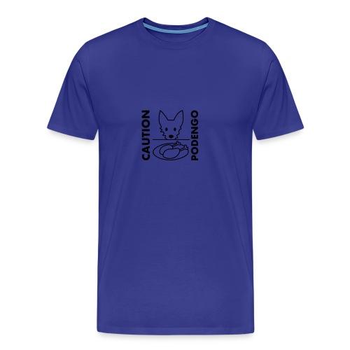 Podengo portugues - Männer Premium T-Shirt