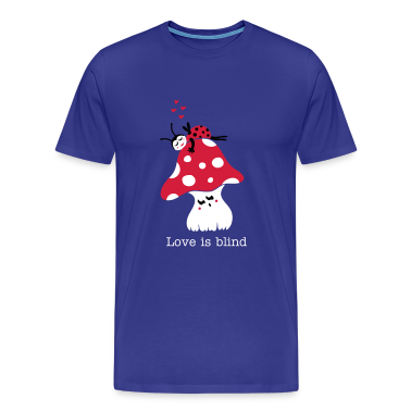 Ladybug and fly agaric T-Shirts