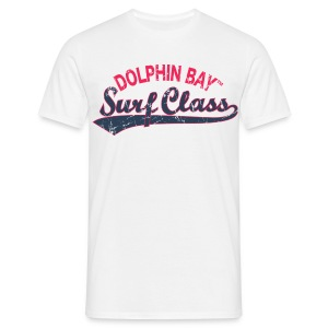 Dolphin Bay Surf Class - Men's T-Shirt