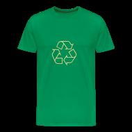 T-shirts ~ Mannen Premium T-shirt ~ Recycle open