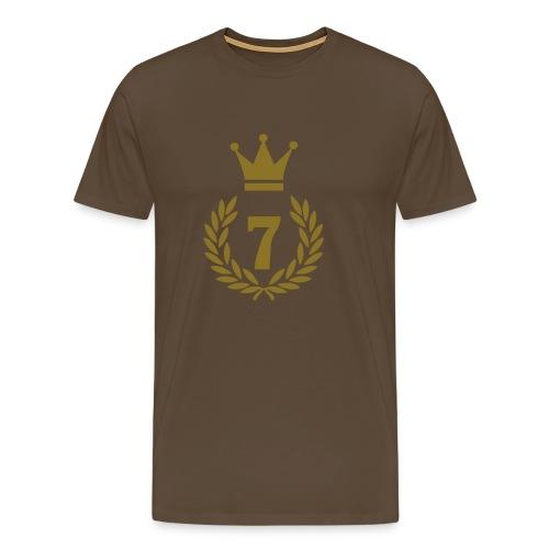 Corona 7 - Mannen Premium T-shirt