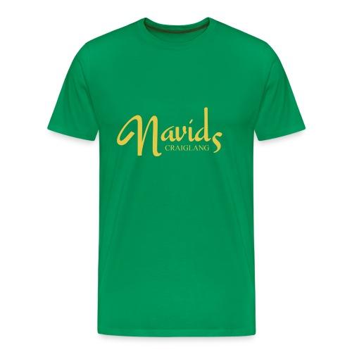 Navids - Men's Premium T-Shirt