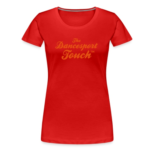 Logo TDT™- T-Shirt F - T-shirt Premium Femme