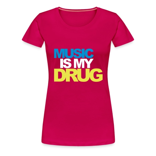 Addiction - Women's Premium T-Shirt