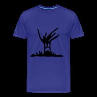 T-shirts ~ Mannen Premium T-shirt ~ I shaved my Balls