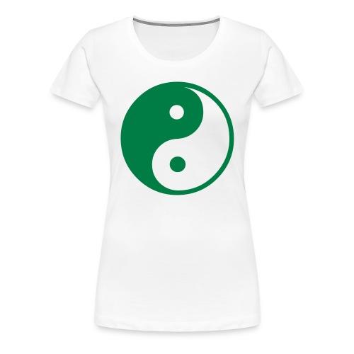 teeshirt weed - T-shirt Premium Femme