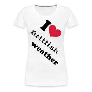 Britain - Women's Premium T-Shirt